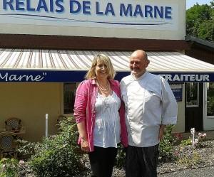 Vincent & Filanie, Relais de la Marne